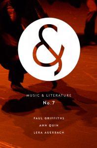 Music and Literature